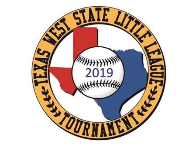 Texas West State Little League Baseball tournament pairings