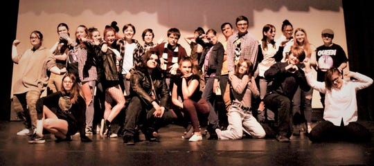 "The Endicott Performing Arts Center's Teen Theater Workshop will present the school edition of ""Rent"" Thursday through Saturday."