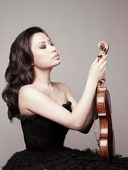 World-class violinist Sarah Chang has become an fixture at the Olympic Music Festival.