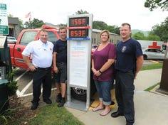 Display raises awareness of hot car dangers