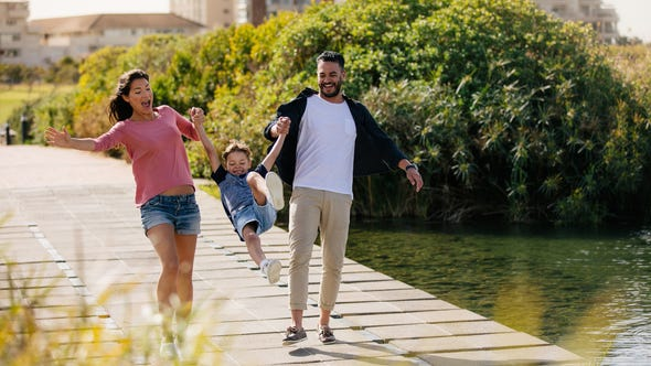 It's easy to exercise while on vacation - here's how.