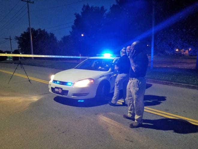 A 23-year-old man was found having been shot multiple times near 8th Street. He was taken to a Nashville hospital, where he was pronounced dead.