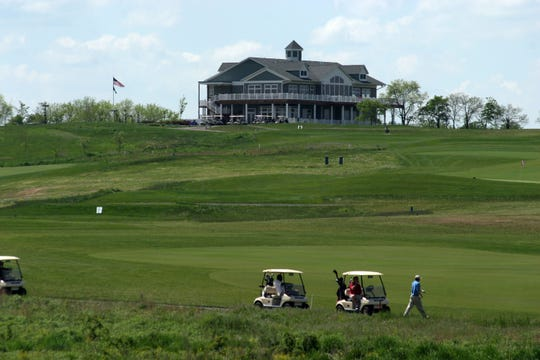 The Club House at Neshanic Valley Golf Course will be host to the 2019 NJ State Amateur Championship on July 9, 10, and 11.