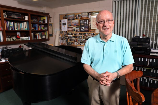 Charles Snyder is director of several choirs at The Presbyterian Church in Coshocton.