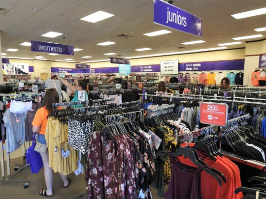 Gordmans recently replaced the Peebles on Airport Road and is an off-price store,  different from a traditional brand store or department store. Inventory will turn over weekly with new items in the clothing section and more.