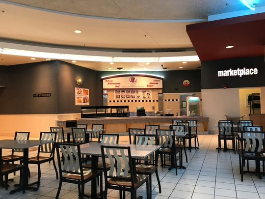 Mr Falafel New Eatery Opens In Valley West Mall Food Court