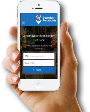 Downriver Restaurants website has been revamped and mobile friendly.