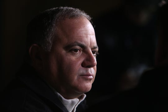 Detroit Tigers GM Al Avila.