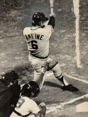 "Al Kaline, born Dec. 19, 1934 in Baltimore, Maryland, is most known as ""Mr. Tiger"" and his 22 years playing for the Detroit Tigers. Kaline was inducted into the Baseball Hall of Fame in 1980."