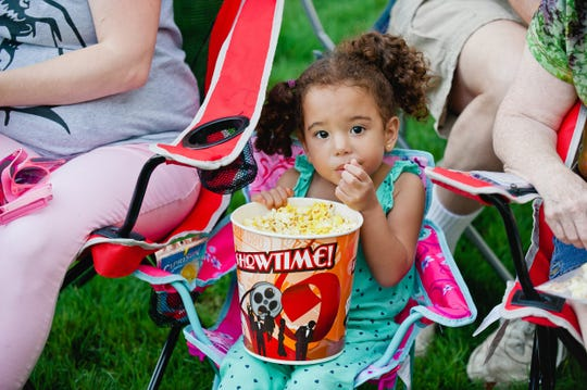 Concessions such as popcorn and candy, as well as favorite summertime foods and a full bar, are available for purchase at SummerFest.