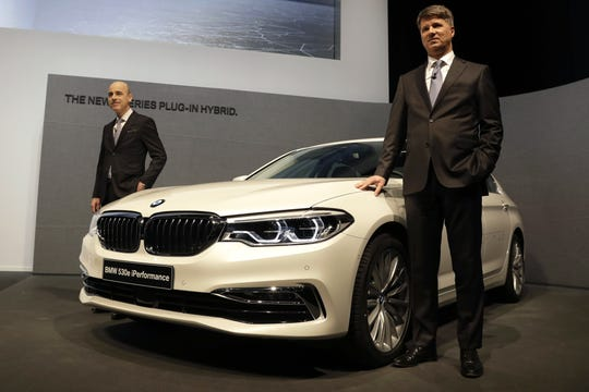 CEO of the German car manufacturer BMW Harald Krueger will not seek a contract extension.
