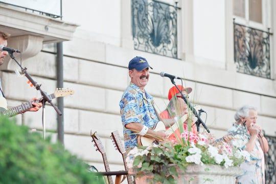 Air Margaritaville returns to SummerFest at The War Memorial on July 31.