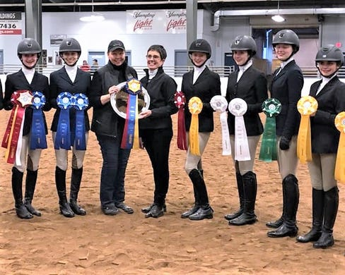 Horseheads Equestrian Team Quietly Produces Top Horse Riders