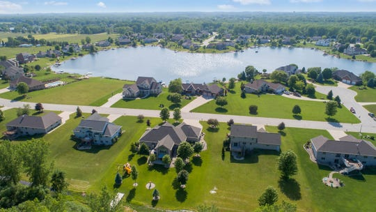 Former Green Bay Packers linebacker Nick Perry is selling this house at 2968 Seafarer Way in Suamico.