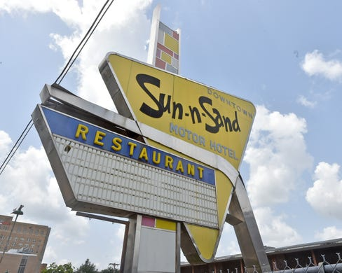 Sun-N-Sand Motor Hotel could be saved by historic designation