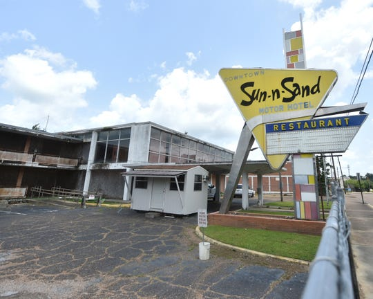 The National Trust for Historic Preservation on Sept. 24 named the Sun-N-Sand one of 11 most endangered historic places in the country.