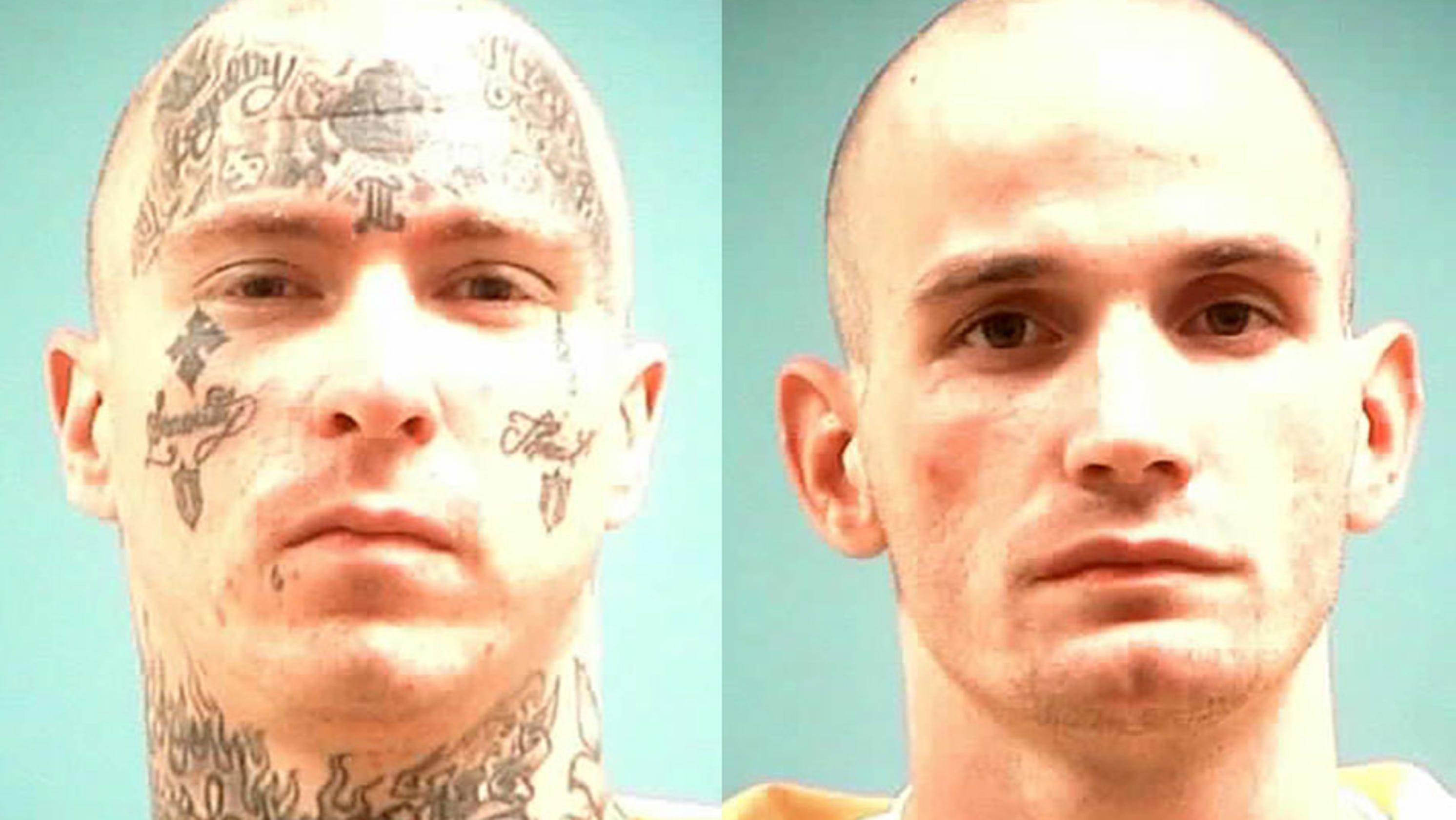 2 escaped prison inmates focus of manhunt in Rankin County