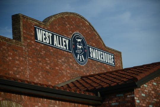 West Alley BBQ and Smokehouse opened at 1110 Vann Drive on July 1 in Jackson, Tenn.