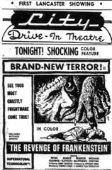 This ad is from the June 18, 1958 Lancaster Eagle-Gazette.