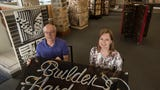 Builders Hardware Company changes ownership and moves to REO Town