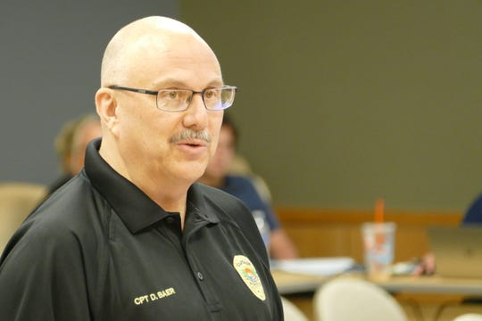 Captain David Baer said the proposed amendments to the Marco Island Land Development Code are a quality of life issue.