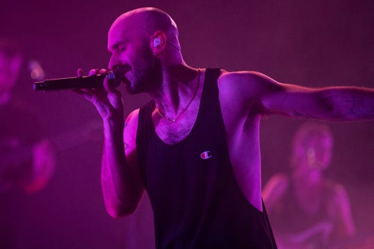 X Ambassadors performs at Summerfest's BMO Harris Pavilion on July 4, 2019.