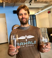 Matthew Hofmann expects to open Sahale Ale Works on July 20.