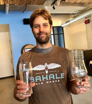 Matthew Hofmann expects to open Sahale Ale Works on July 20.
