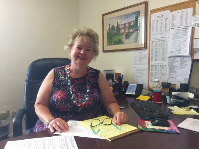 Mollie Prasher will be leaving her position as Granville Clerk of Council on July 19. A community reception in her honor is planned for July 18.