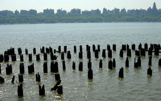 Piers in Edgewater