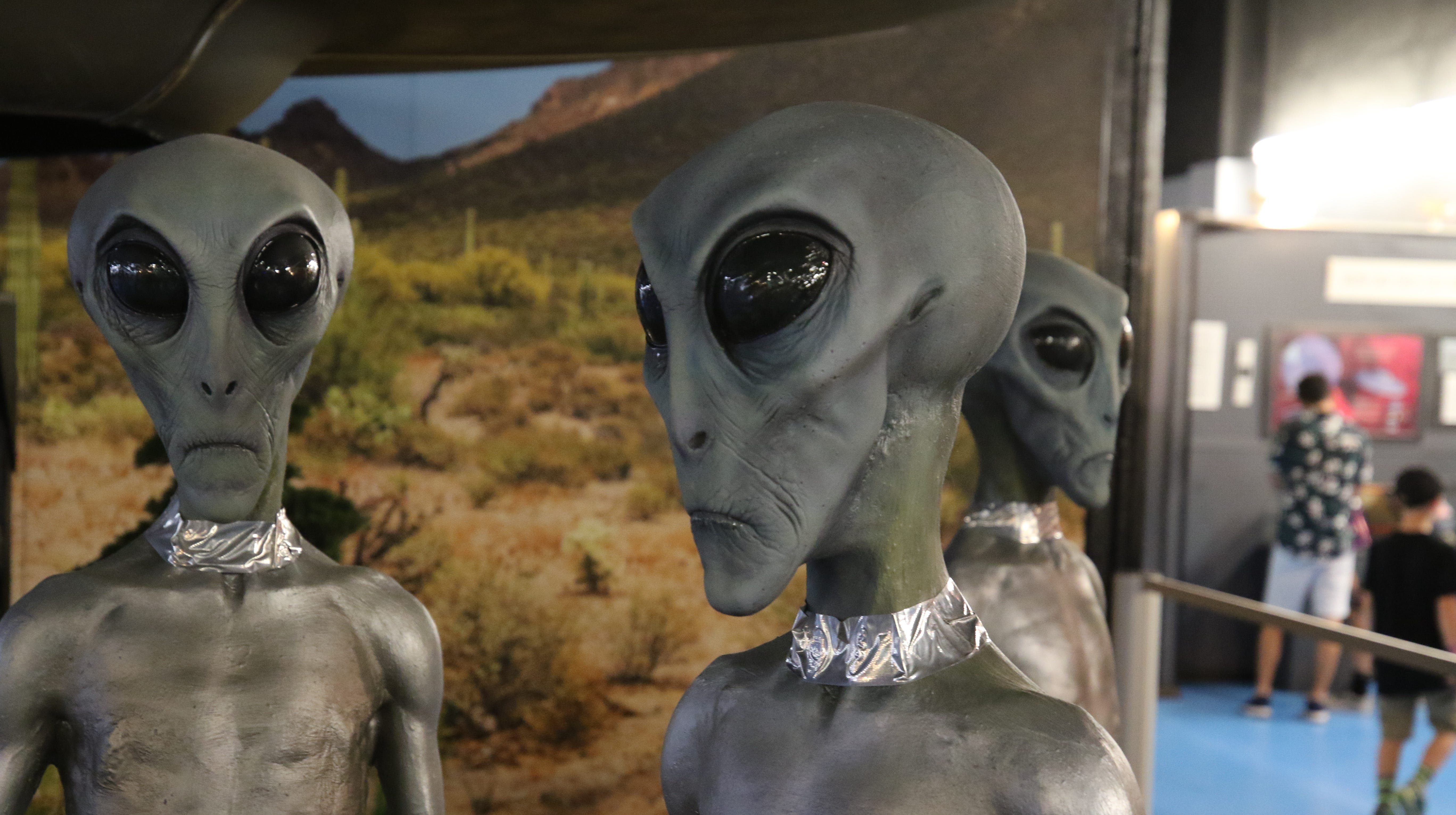 Roswell Alien Who Made Woman Faint Was Patrick Air Force Base Scientist