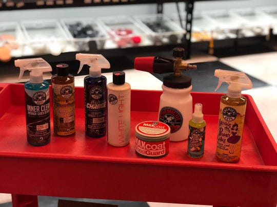 Detail Garage Pensacola is a new business committed to teaching people the ins and out of car detailing.