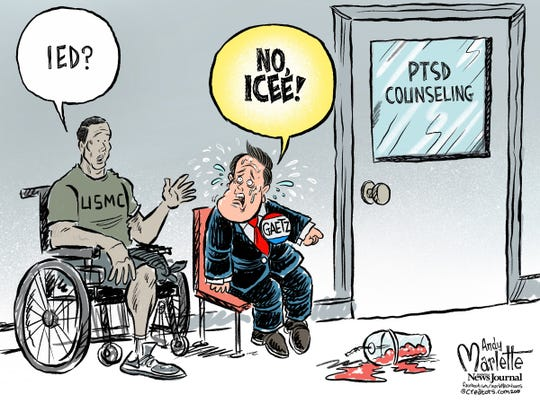 Florida Cartoons! Freshly Squeezed!