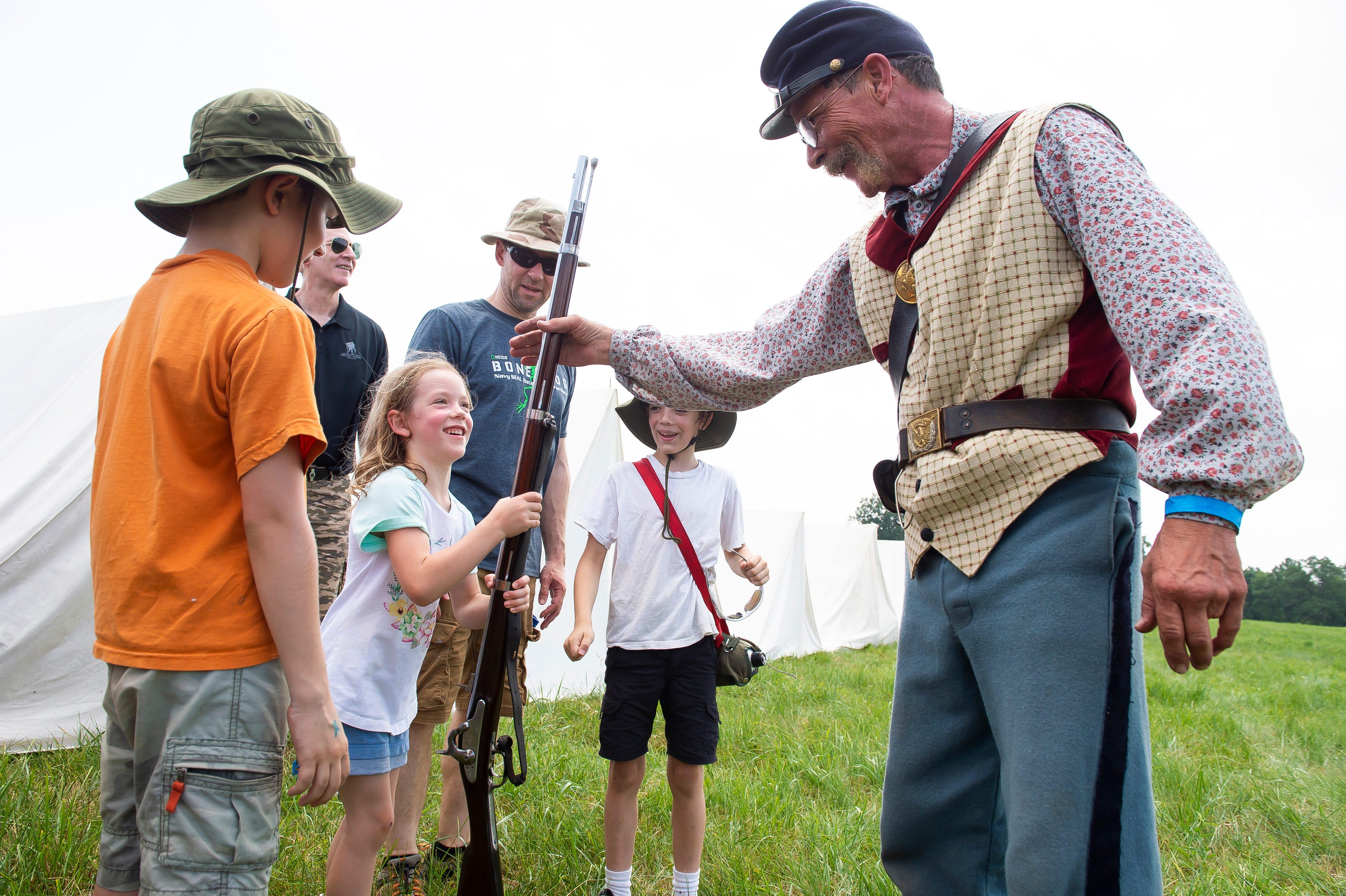 Gettysburg Civil War Reenactment won't be returning for