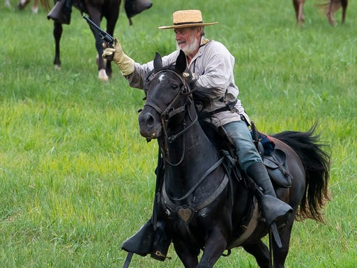 Central PA reenactor to organize 157th Gettysburg Civil War
