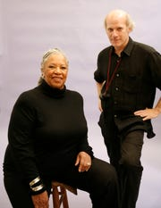 Toni Morrison and filmmaker Timothy Greenfield-Sanders have a friendship that dates back 38 years.