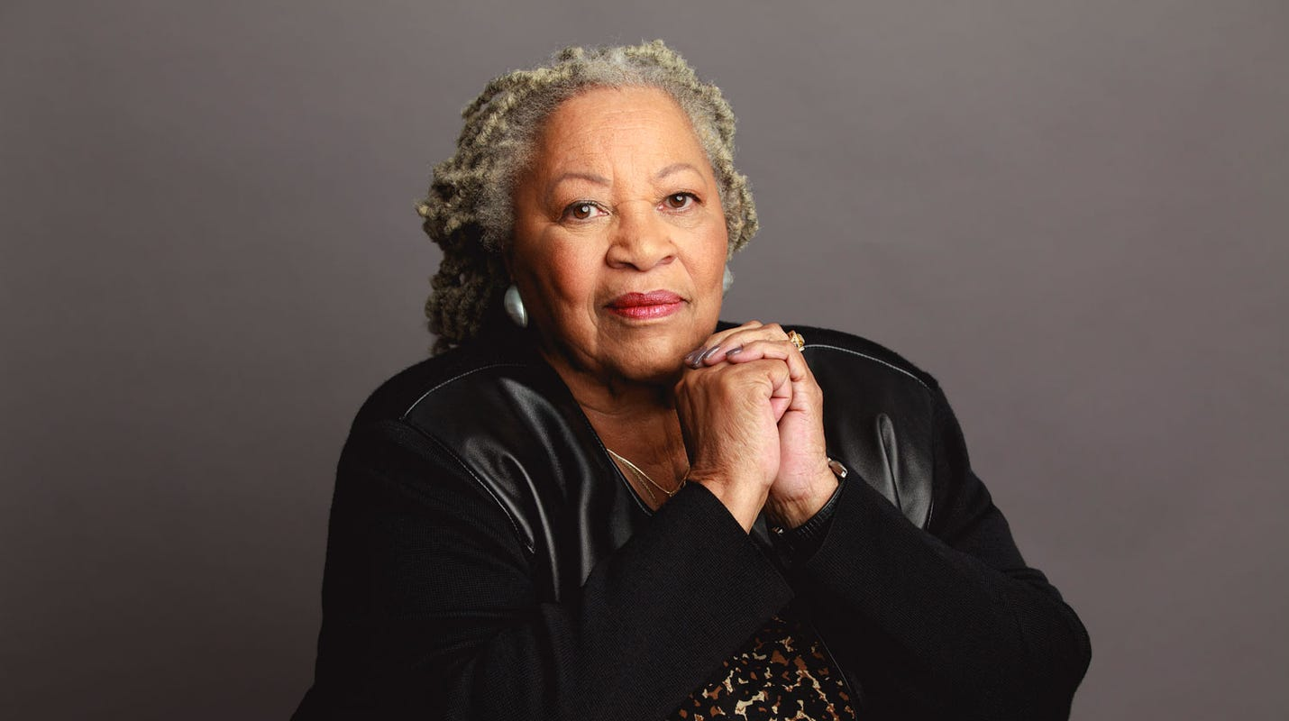 Big Brother Africa Naked Scenes toni morrison dead: 'beloved,' 'song of solomon' author was 88