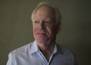 Former Arizona Governor Fife Symington, pictured in Scottsdale in 2018.