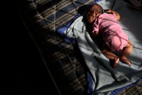 Las jóvenes dicen estar mal alimentadas, tienen mala higiene y los bebés se enferman.