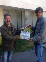 Santiago (QEPD) y Rubén, además de inseparables primos, fueron una pareja perfecta en la producción de series y programas de televisión.