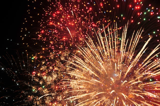 A drive-in fireworks display is tentatively being planned for May 30 at a Green Bay location still to be determined.