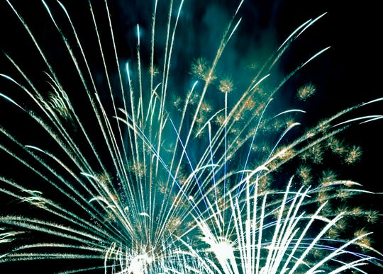 The KTBS Freedom Fest Finale celebrated Shreveport's 4th of July with music and fireworks.