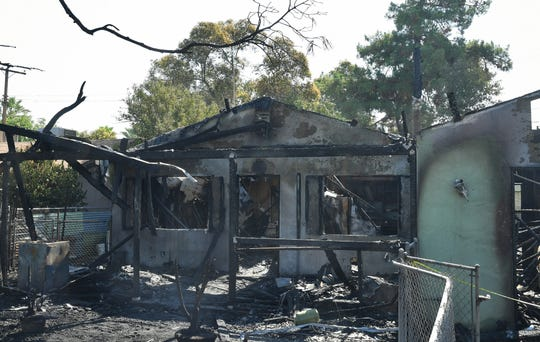 A July 4 house fire caused by illegal fireworks killed Raymond Fierro, 83, and his 14 chihuahuas, witnesses said.