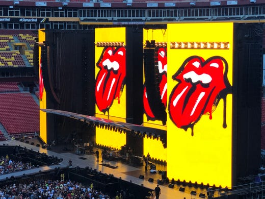 Rolling Stones Postpone New Orleans Concert A Second Time