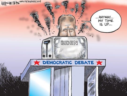 Biden at the Debate
