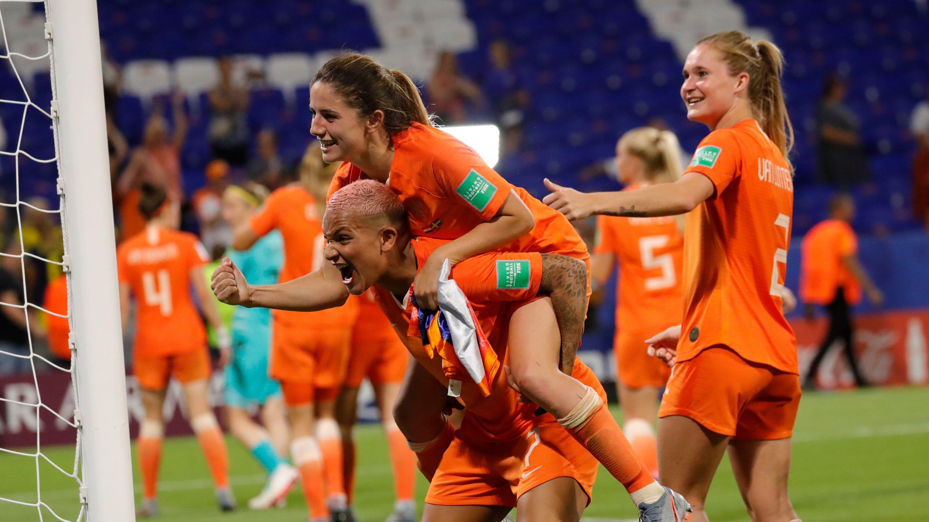 Tercer Puesto y FINAL Mundial Femenino LVM 2019(05 y 06/07) - Página 2 2fcc09fc-e5d7-47a8-a45b-d9c26d814c89-USP_Soccer__Womens_World_Cup-Netherlands_vs_Sweden