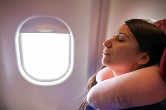 Neck pillows are great – just make sure you get one that suits your preferred sleeping position.