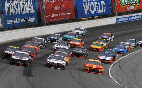 Five questions to be answered during second half of the NASCAR Cup Series season