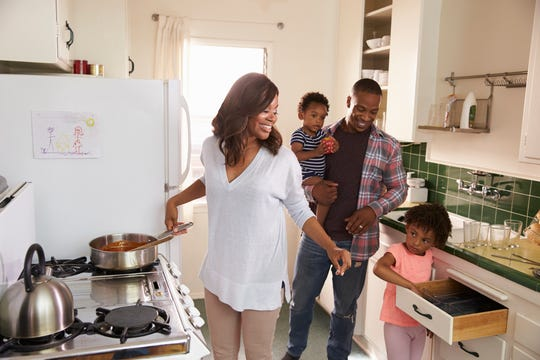 Involving your children in meal preparation could improve the chances of them eating it.