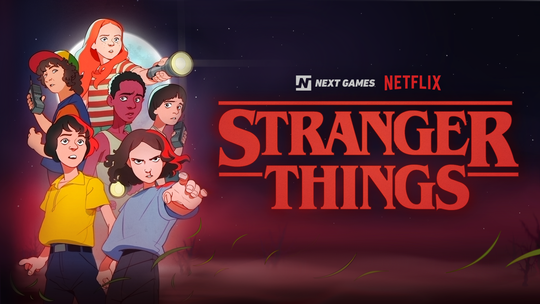Netflix has a 'Stranger Things' AR game planned for 2020.